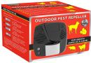 ULTRASONIC CAT, RAT & SQUIRREL REPELLER / DETERRENT - 45ft range